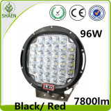 LED Driving Spot Work Light Round 9inch 96W