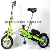 Lithium Battery Folding Electric Bike with 16′′ Tires