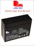 12V Electric Bicycle UPS Valve Regulated Lead Acid Battery