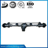 Customized Iron Casting Truck/Trailer Front Axle From Casting Factory