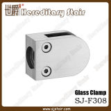 -Shape Glass Clamp/Clip for Handrail Fitting (SJ-F308)