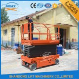 Hot Sale Self Propelled Battery Charger Scissor Lift