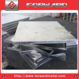 OEM Galvanized Metal Iron Stainless Steel Plate