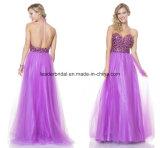 Halter Ladies Party Dress Sequins Prom Fashion Evening Dresses Ra915