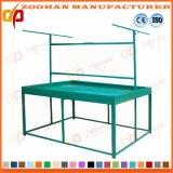 Stainless Steel Supermarket Fruit and Vegetable Display Rack Manufacturer (Zhv22)