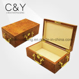 Wholesale Arabic Design Wooden Perfume Gift Box Packaging