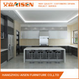 New Design Modular Residential Kitchen Cabinet From Hangzhou