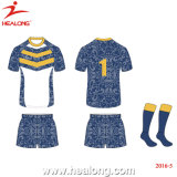 2017 New Design Sublimation Rugby Jersey for Team Wear