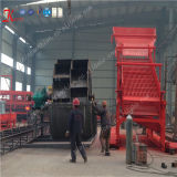 DMC Mobile Vibrating Screen Certified by ISO9001 GOST