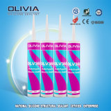 Acetic Multi-Purpose Silicone Sealant (OLV368)
