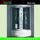 High Quality Environmental Blue Steam Shower Cabin (TL-8850)