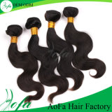 Good Feedback Unprocessed Loose Wave Virgin Brazilian Aofa Hair Manufacture