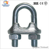 Casting Galvanized Malleable Steel Type a Wire Rope Clips