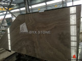 Magic Coffee Brown Marble Slab for Building Material