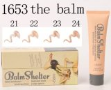 The Balm Shelter Moisturizer Cosmetic Foundation Cream Liquid Makeup Foundation for Lady 64ml