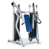 Fitness Machine Hammer Chest Press with Double Groups Stacks