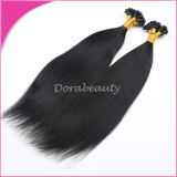 Nail Type Keratin Pre-Bonded Fusion Remy Hair Extensions