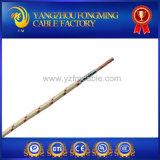 High Temperature Fiberglass Braided Hook up Mgt UL5107 Mica Cable