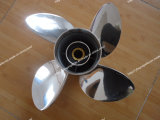 4 Blades Propeller Marine Propeller Outboard Parts of Boat