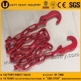 Transport Chain/Lashing Chain/Binding Chain with Hook for Wharf