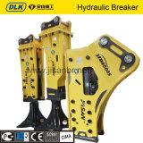 Excavator Hydraulic Rock Hammer Suits for 4-60 Tons Excavators