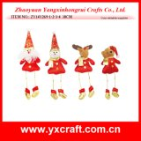 Christmas Decoration (ZY14Y269-1-2-3-4) Christmas Tree Hanging Traditional Gift Use