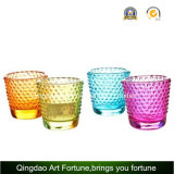 Glass Votive Candle Holder for Home Decor