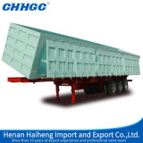 Chhgc Manufacture 3 Axles 40ton Dump Truck Trailer for Sale