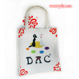 Pure Cotton Printed Shopping Bag