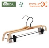 Home Usage Garment Hanger Laminated Pant Hanger (L012)