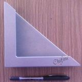 Aluminum Alloy Angle with Surface Electrostatic Dusting