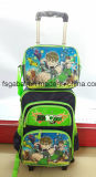 Kids Trolley School Bag Lunch Bag Set