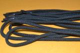 Factory High Quality Black Round Bulk Shoelace