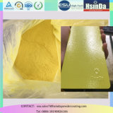 Ral1016 Fine Texture Sheet Metal Powder Coating for Building Material