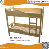 Kindergarten Children Wooden Double Beds Hx4301f