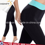 Womens Capri Workout Fitness Legging Yoga Pant Exercise Clothes Running Ankle-Length Pants Yoga Tights for Gym