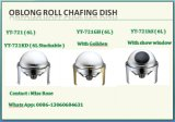 High Quality Round Roll Chafing Dish with Stackable