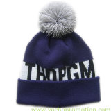 Kids 100% Acrylic Jacquard Cuff Beanie Winter Knitted Cap Knitted Hat