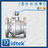 Didtek Wrench Operate Two Piece Floating Ball Valve
