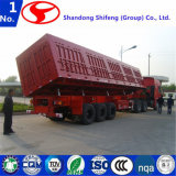 Side Dumper Semi Trailer with Good Quality