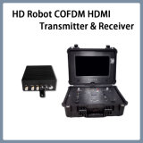 Portable HD Robotic Cofdm HDMI Wireless Mobile Video Transmitter and Receiver