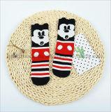 Sreet Cartoon Comfortable Cotton Dress Kids Socks