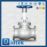 Didtek ANSI Wcb Cast Steel Bolted Bonnet Globe Valve