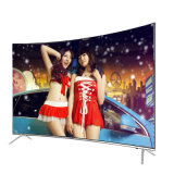 49inch UHD Curved Smart LED TV with 4G Memory WiFi