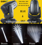 Gbr 280W Moving Head Light DMX512 20/24channels Gobo Stage Party Colors Spot Lamp