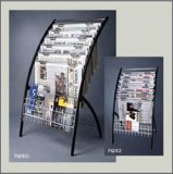 Literature Rack (Newspaper Rack, Floor Standing)