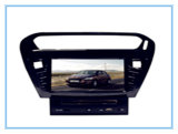 Tow DIN Car DVD for Peugeot 301