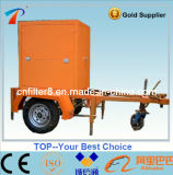 Trailer Type Vacuum Transformer Oil Purifier Equipment (ZYM-200)