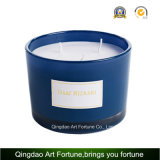 3 Wick Big Printed Bowl Candle