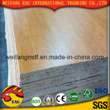 12mm Green Color Moistureproof Melamine Laminated Partical Board/Chipboard